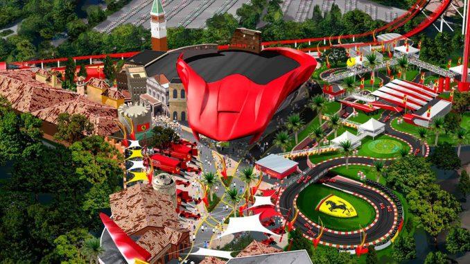Parque Ferrari en Tarragona