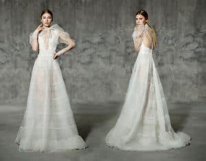 vestido de boda vintage