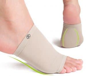 Adaptación del pie
