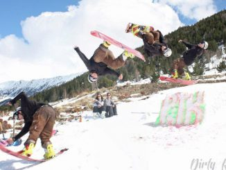 snowboard España