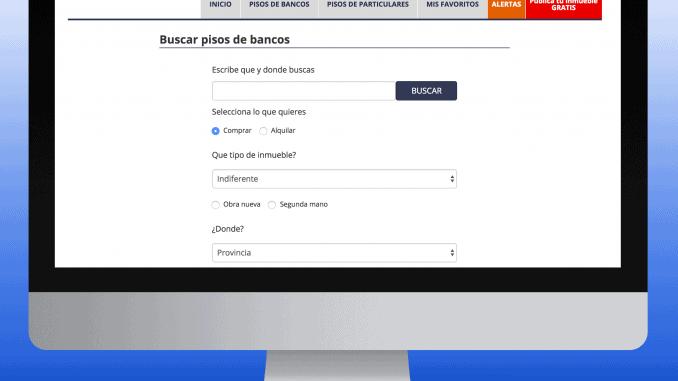 web-inmobiliaria-pisosdebancos