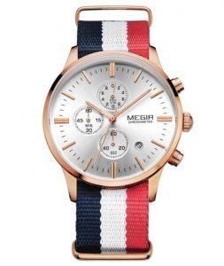 cronografo pulsera