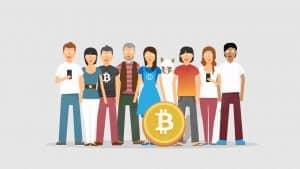 Usuarios de bitcoin
