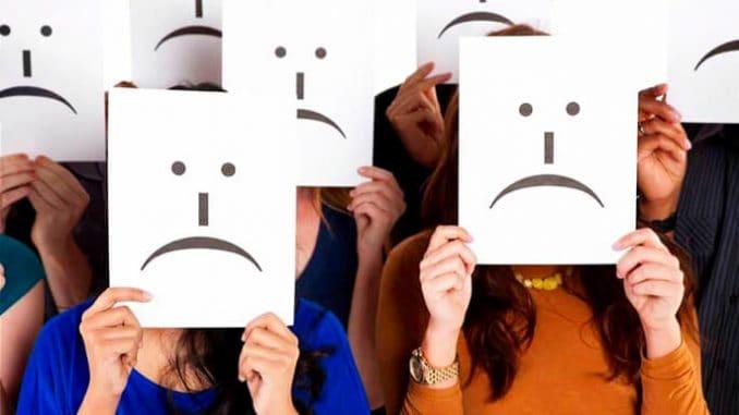 personas negativas