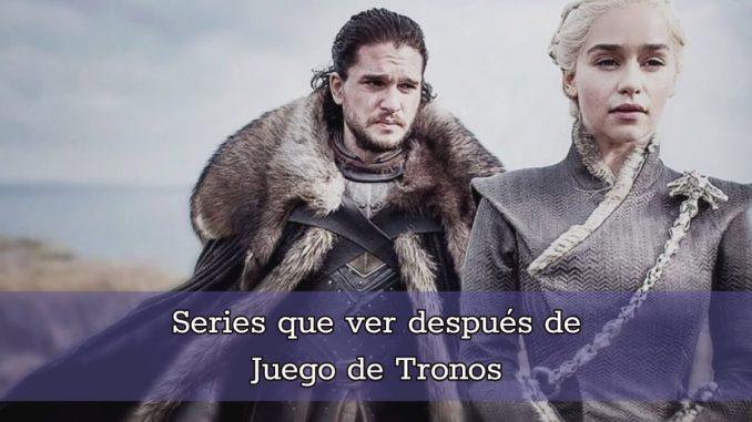 series juego de tronos