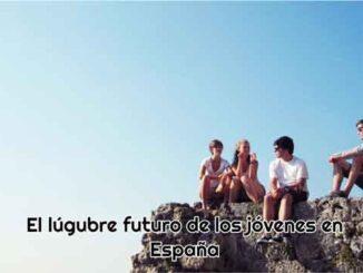 lugubre futuro de jovenes en espana